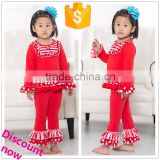 wholesale new fashion baby outfit, suitable with cotton,baby clothes for girl