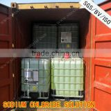 Sodium chlorite 25% for making chlorine dioxide or blanching textile/fiber/paper pulp/sand sugar/flour/wax