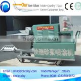 spraying machine for coating walls/wall plastering machine cement plaster spraying machine