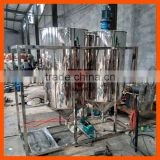 100kg/h Grass seeds crude oil refinery equipment /oil refined machinery/oil refinery machine