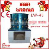 HHD Scaldling Feather Commercial Chicken Plucker Machine Fully Automatic Suitable for All kinds Poultry EW-50