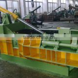 Y81F-125A Hydraulic Iron Scrap Baler with CE(factory and supplier)