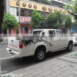 China Double Cab Pickup Diesel Pickup 4WD