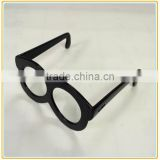 China manufacturer cheap pvc cute baby toys eyes glasses frame