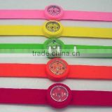 stylish silicone tape watch bracelet