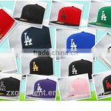 ZX China Manufacturer Custom High Quality Snapback hats Snapback Caps Baseball caps Wholesale