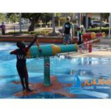 Fiberglass and Steel Water Gun Aquasplash Spray Park Equipment for Kids