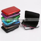 Licheng BXK06 Custom Metal Wallet Credit Card Holder with RFID Protection