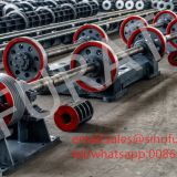 Light Type Centrifugal Spinning Concrete Spun Pole Machine