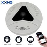 XONZ 1080P 360° Panoramic VR P2P WIFI IP Fisheye camera