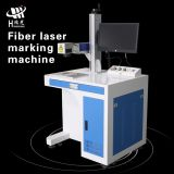 Plastic bottle desktop fiber laser marking machine