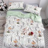 Summer Quilt Blankets Cartoon Comforter Bed Cover Quilting Suitable for Adults Kids printed Air Condition blanket