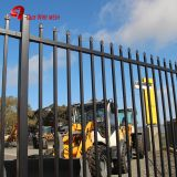 Australia Hot Dip Galvanized 1.8x2.4m House Gate Designs Wrought Iron Fence