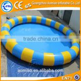 Hot sale round inflatable ball pool, inflatable pool table, inflatable pool toys                                                                         Quality Choice