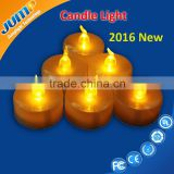 Home decoration led candle light as gift