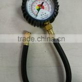 tire pressure gauge, tyre gauge with hose,air gauge,
