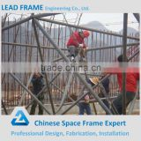 Zinc anode steel structure space frame cement plant for sale