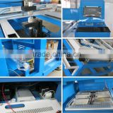 economical type plywood die board laser cutting machine GSI 300W with special design
