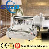 Desktop Perfect Glue Binding Machine                                                                         Quality Choice                                                                     Supplier's Choice