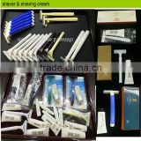 guest room disposable supplies hotel amenities comb