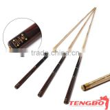 First-rate 3/4 joint snooker cue 3 piece pool cue ash wood snooker cue                                                                         Quality Choice