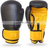 Pakistan New Design Professional Leather Boxing Gloves