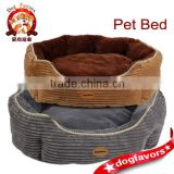 corduroy dog bed, pet bed, cat litter mat,Teddy, Bomei, pet supplies