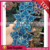 China supplier fashion 3D OEM design african lace fabrics,corded lace trim floral voile saree border lace and border                                                                         Quality Choice