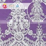new product cheap embriodered guipure lace tricot underwear fabric garment accessories machine