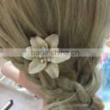 Girl Bohemia Bridal Flower Hair Clip Hairpins Barrette Wedding Decoration Hair Accessories Beach CB-3670