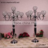 beautiful crystal wedding decor centerpiece candelabra centerpiece wedding table centerpieces wedding&party decoration(CAN-067)