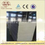 Cold Room polyurethane Wall Sandwich Panel Supplier