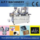 Disposable PET Dome Lid Forming Machine