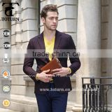 Toturn Mens Slim Fit Stylish Casual One Button Suit Jackets Business Blazers