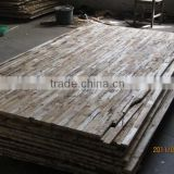 Chinese square blockboard core, poplar inside filler block board, blockboard for decoration (BLOCKBOARD MANUFACTURER)