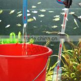 Electric Battery Syphon Auto Fish Tank Vacuum Gravel Water Pump Filter Cleaner Washer Hot Sale New Home Aquarium