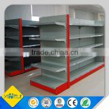 Single-sided feature metal racks for shops                                                                         Quality Choice