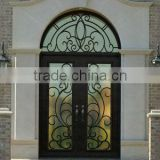 Top-selling used wrought iron door gates frame