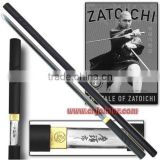 Wholesale Japanese Zatoichi Katana Shirasaya Sword ZTC01