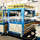 Plastic extrusion Line: XPS Foamed Insulation Board Machine
