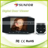 High quality digital audio door phone with metion detection