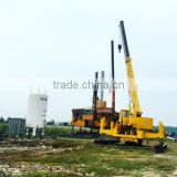 Top brand hydraulic Pressure Piling Machine, 400 ton Hydraulic Static Pile Driver in hot sale