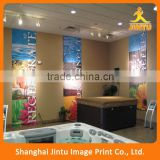 hot sale wall hanging indoor banners printing for restaurant                                                                         Quality Choice