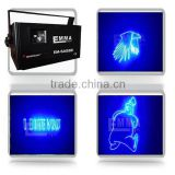 2W blue Disco DJ Party Club Sound Active DJ Dance Studio Laser Stage Lighting blue Light High Quality