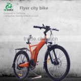 Flyer,Surprise price!china electric bicycle with alarm system