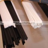 2016 Natural color or Custom color bamboo or fiber rattan sticks for decorative reed diffuser sticks