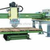 New design infrared stone granite tile bridge saw cutter machine for sale with high quality