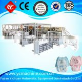 Automatic Full Servo Pull Up Baby Diaper Machine/Baby Pull Up Pants Machine
