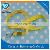 China BSCI Approved Factory Direct Wholesale Cute Custom Polyester ID Card Holder Lanyard No Minimum Order With Any Logo by you