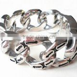 big bracelets and bangles, 2012 friendship bracelet for men, stainless steel sport bracelet for men AB060                                                                         Quality Choice